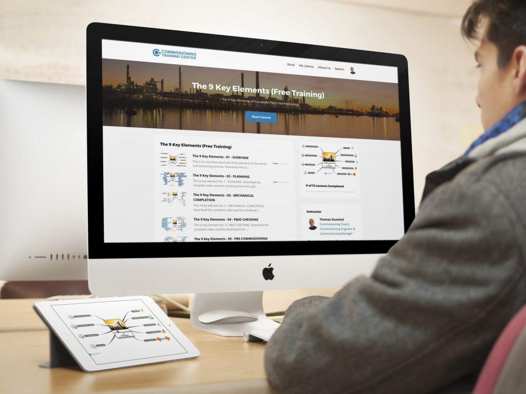 FREE Online Commissioning Training